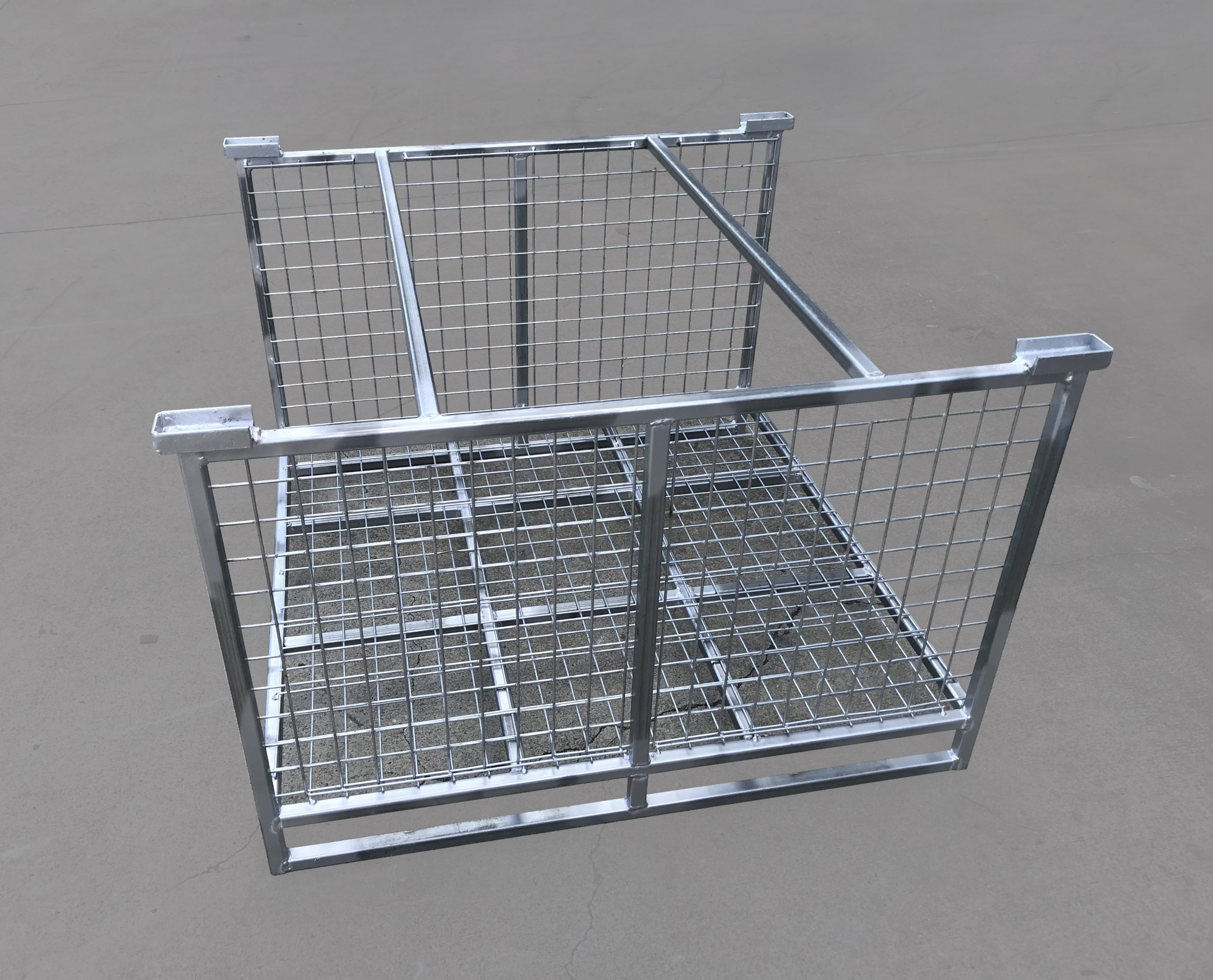Redesign of Stillage Cages for Marsh Springs